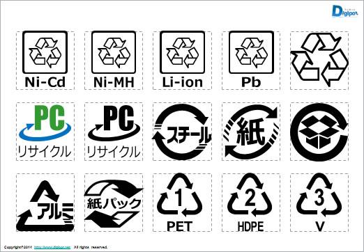 リサイクルマーク(パワー ... : 図形の角度 : すべての講義
